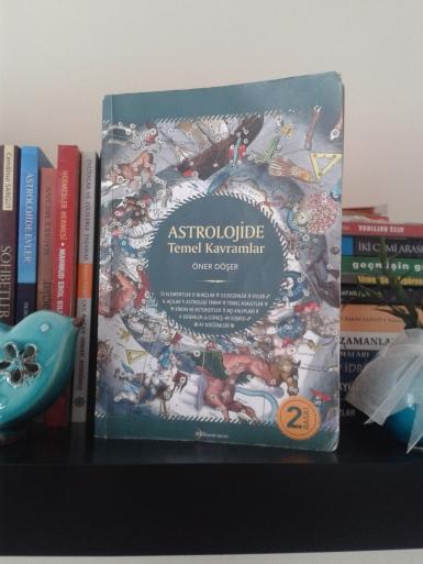 astroloji kitap