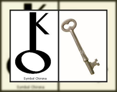 chiron-and-key
