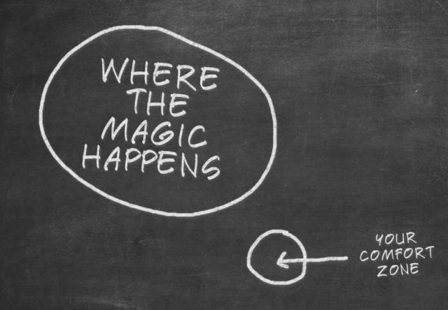 magic happen
