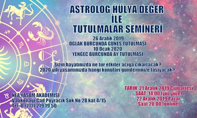ASTROLOJİNİN REHBERLİĞİ by HÜLYA DEĞER